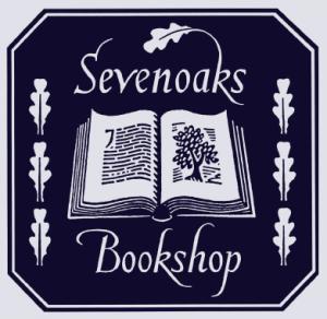 Sevenoaks Bookshop logo designed by Robert Ashwin Maynard