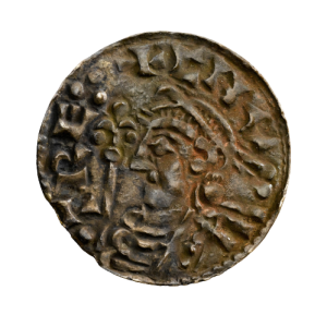 King Canute penny, © The Royal Mint Museum