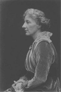Photograph of Lucy Deane Streatfeild