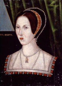 Queen Anne Boleyn, British School (c.1535), © Dulwich Picture Gallery