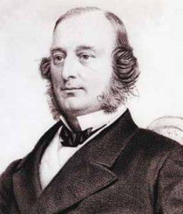 Portrait of Thomas Crampton