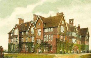 Walthamstow Hall postcard (c.1900)