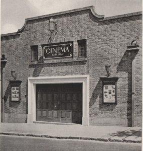 Cinema originally known as The Palace (1930s)