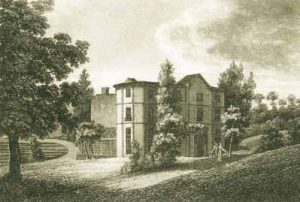 Greatness House in the 1800s