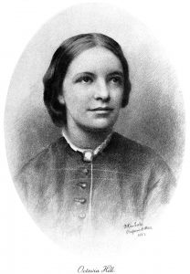 Portrait of Octavia Hill, © Wellcome Collection