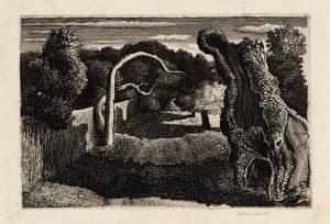 'Pastoral' by Graham Sutherland, © The estate of Graham Sutherland