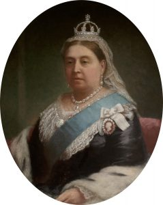 Queen Victoria by Richard Hooke, © Belfast Health and Social Care Trust