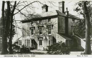Crockham Hill Youth Hostel, 1958 © Eden Valley Museum Trust