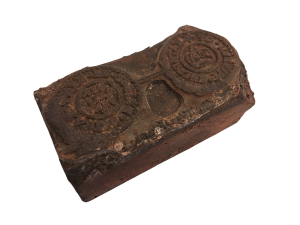 Printing block used for H.L. Somers-Cocks and V.F. Boyson's book, Edenbridge