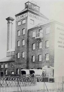 Crampton Road brewery