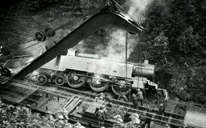 1927 rail accident in Sevenoaks