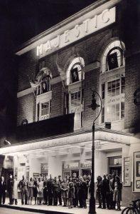 The Majestic Cinema, Sevenoaks (1945)