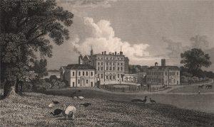 Chevening House by Bayne (1829)