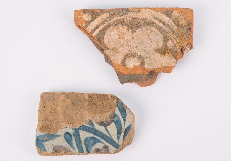 Roman tiles