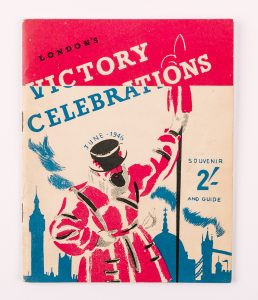 Victory Celebrations Guidebook from the following year, © Kent County Council Sevenoaks Museum