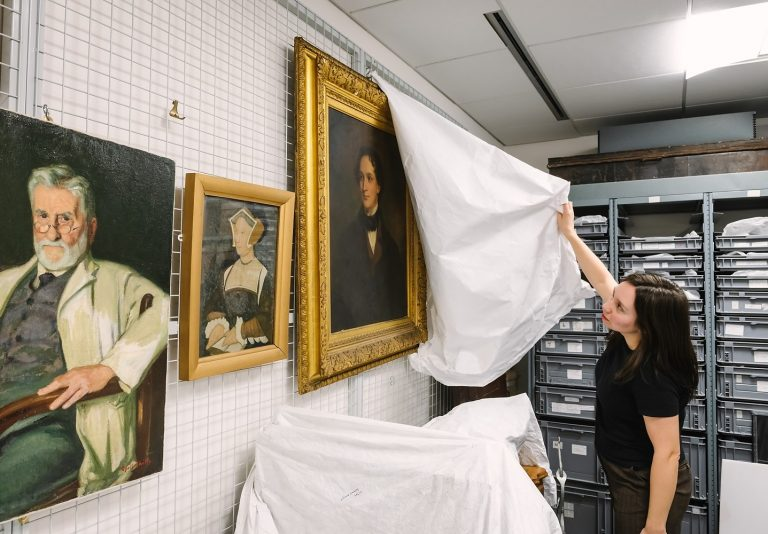 Museum archive