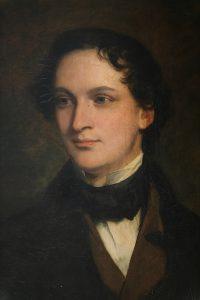 Oil painting of Charles Hardinge, son of Henry Hardinge © Kent County Council Sevenoaks Museum