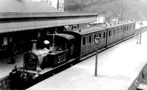 Sevenoaks Tubs Hill Station (1923)