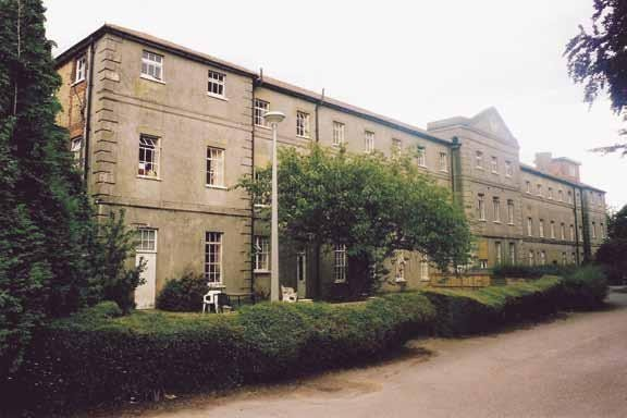 Hospital, formerly the workhouse (1990s)