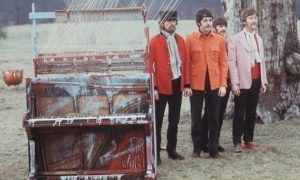 The Beatles in Knole Park (1967), © The Jane Bown Estate