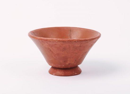 Roman samian ware cup, © Kent County Council Sevenoaks Museum